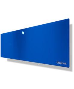 Azul brillante