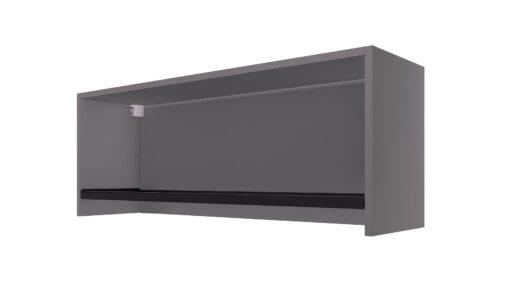 Gabinete alacena gris