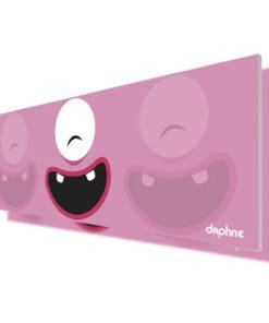 Odontopediatría diseño rosa claro
