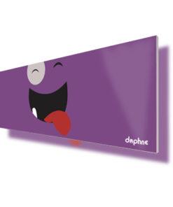 Odontopediatría diseño lila