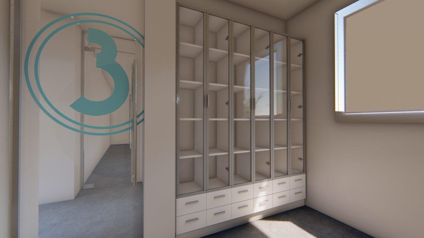 Mobiliario sala de esterilización
